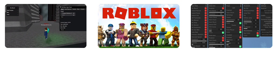 Roblox Free Hacks & Cheats & Scripts - In many places, it is quite difficult to play without donat. Especially if you need to earn money to improve your items there. With cheats, this process becomes much easier and instead of constantly mining resources, you can fully enjoy the game. They are ideal for competitive maps, but also look good on other genres. - Free Cheats for Games
