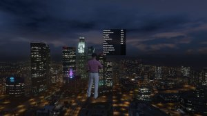 GTA V PC Online 1.54 Mod Menu - pHake 5.0
