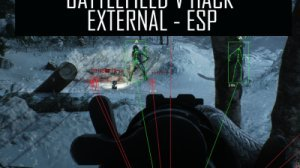 Battlefield V Hack External - ESP