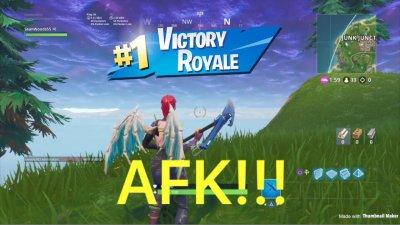 Fortnite Anti AFK - Save the World
