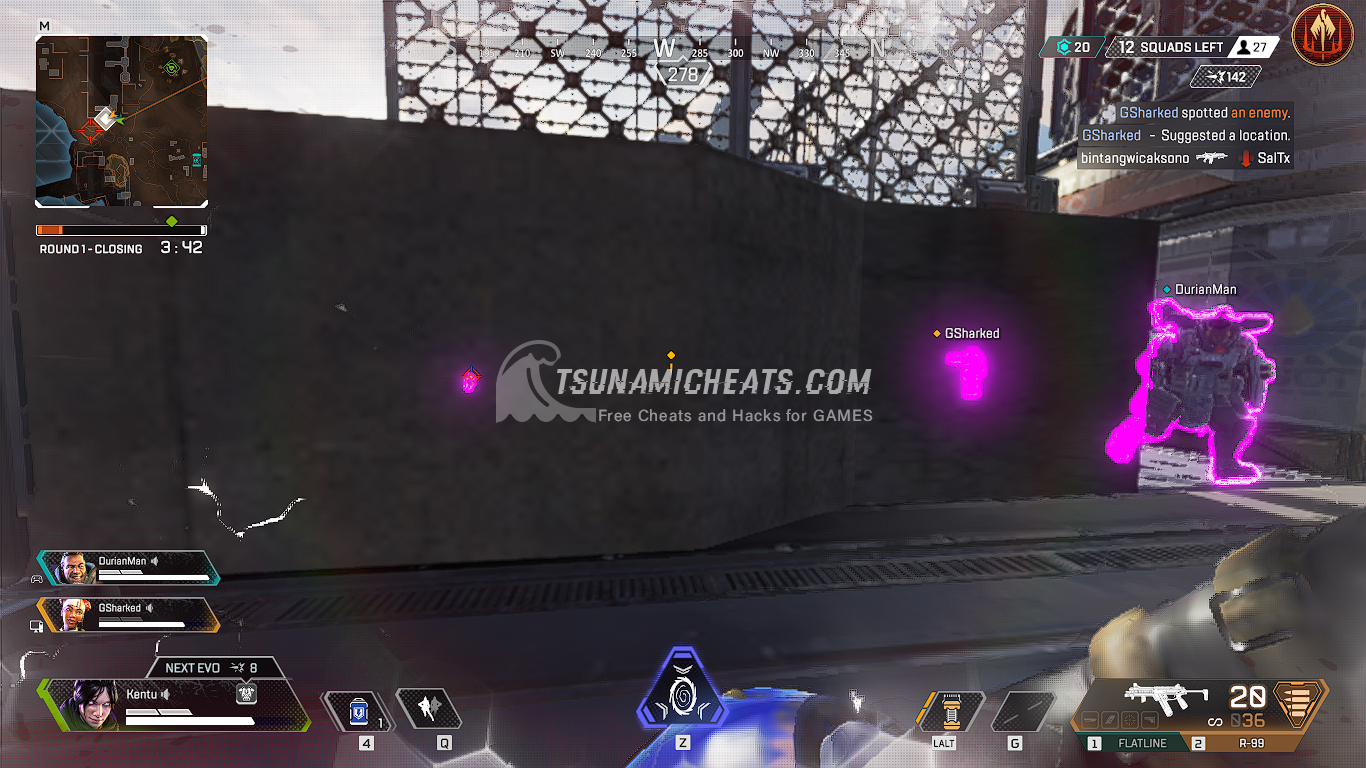Apex Legends Wallhack (ESP) - This is an open source code that you can modify yourself and create your own cheat for Apex Legends. - Free Cheats for Games