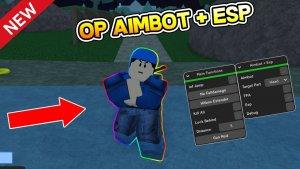 Roblox cheat - Aimbot / ESP / Anti-Report