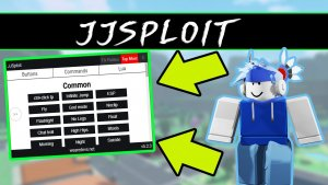 Cheat Jjsploit for Roblox