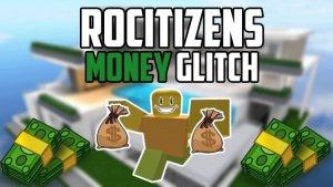 Rocitizens - Money cheat for Roblox